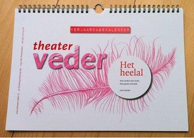 De Theater Veder Verjaardagskalender