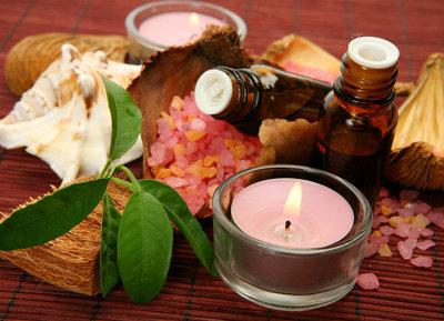 Aromazorg voor ambiance bevorderen