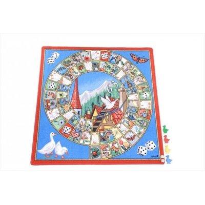 Spel - Ganzenbord spelmat