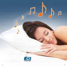 Muziekkussen - klein