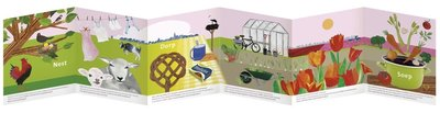 Nubenik * Lenteboek - Volwassen prentenboek