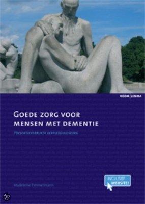 Goede zorg voor mensen met dementie (e-boek)