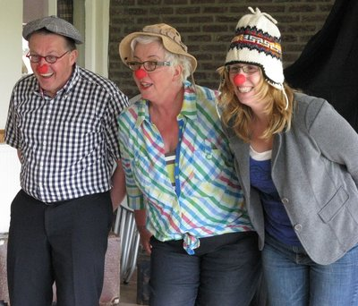 Clownerie Workshop - Speciaal voor mantelzorgers