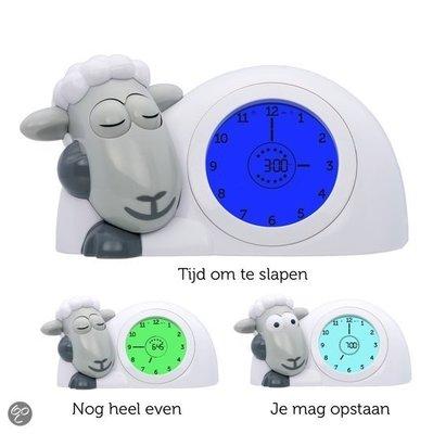 Slaaptrainer - wekker - nachtlamp - Zazu