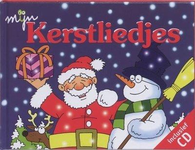 CD en boek - Bekende kerstliedjes