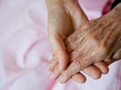 Workshop Touch for Care bij Dementie™ - voor mantelzorgers en vrijwilligers