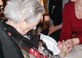3 daagse training Touch for Care bij Dementie™ - voor zorgprofessionals