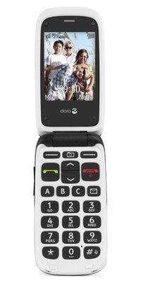 Seniorentelefoon - Doro® Phone Easy 612 - Super gebruiksvriendelijk