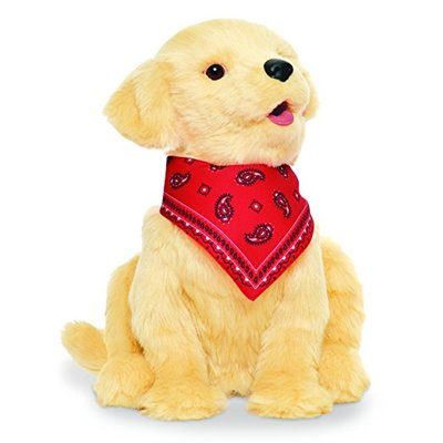 Knuffeldieren - Interactieve Hond - Speciaal voor ouderen