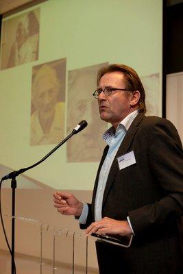 Lezing - 'Wat willen mensen met dementie?' - Dr. Frans Hoogeveen