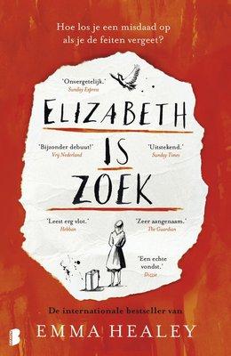 Elizabeth is zoek