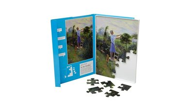 Puzzel - In de tuin - Jigsaw Puzzles