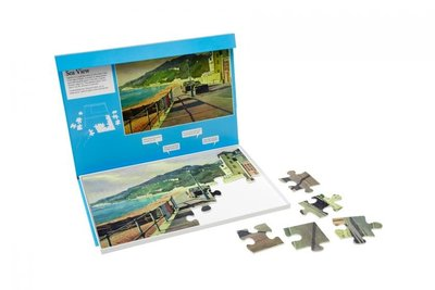 Puzzel - Zeezicht - Jigsaw Puzzles
