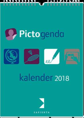Pictogenda kalender 2018