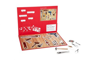 Creative scene - Werkplaats - Magnetische puzzel