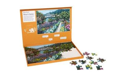 Puzzel - Monet's tuin - Jigsaw Puzzles