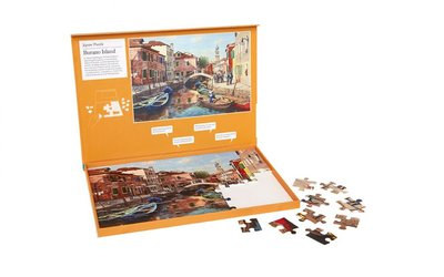 Puzzel - Burano eiland - Jigsaw Puzzles