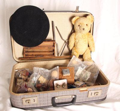 Herinneringskoffer - kopen