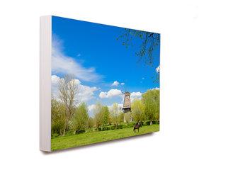 Panelen met natuurfoto