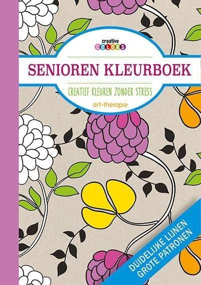 Gratis Kleurplaten Voor Ouderen.Kleurboek Senioren