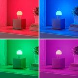 Snoezel lamp - met veranderende kleuren en afstandsbediening_