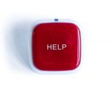Alarmknop rood | Casenio