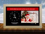 Tijdens de feestdagen krijg je tijdelijk een lijst naar keuze voor slechts 10 euro.