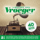 CD 40 Liedjes van vroeger - Volume 2