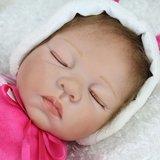 Reborn Babypop - Slapend meisje