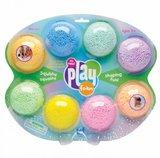 Playfoam - Set van 8. Foam om mee te kleien. PlayFoam geeft geweldige tastprikkels en is steeds weer herbruikbaar.