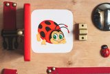 Activiteitenplank - lieveheersbeestjes