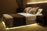 Bed- en vloerverlichting met bewegingssensor - Inclusief dimmers