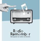 Radio - Inclusief Radio Remember Jaarabonnement - Imperial DABMAN i205 stereo hybride internetradio met DAB+, FM en Bluetooth 5.0, walnoot_
