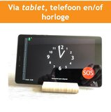 MyWepp Senior - Via tablet, telefoon en/of horloge