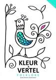 Kleurboek en Vertelboek 'Folklore' _