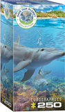 Puzzel - 250 XXL stukjes - Dolfijnen