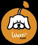 Wuzzi Alert 'Pebbles' - mobiel gps alarm voor binnen en buiten.  _