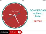 Clockaid All - Inclusief agenda | Geen abonnement nodig_