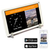 DayClock - Kalenderklok - Digitaal - Op afstand te beheren. _