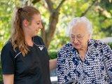 Contact van hart tot hart met mensen met dementie - Incompany Training voor zorgprofessionals - Stichting miMakkus_