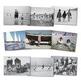 Een doosje vol herinneringen - Tijdreis - Strand_