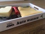 Voelbak - Auto wassen_