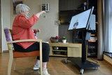 Actief – SilverFit Alois – Interactieve Activiteiten met persoonlijke beelden_