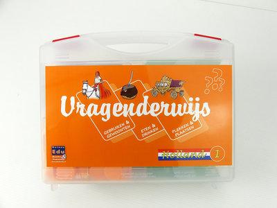 Vragenderwijs geheugenspel | Holland deel 1