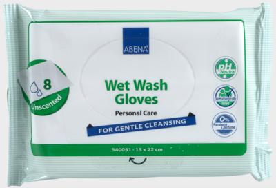 Verzorgend Wassen - Washandjes - Ongeparfumeerd