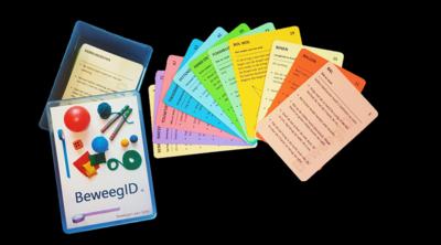 BeweegID Box - 84 beweegkaarten