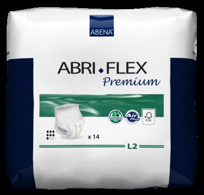 Abri Flex - Maat L - Absorptie 2 - 14 stuks