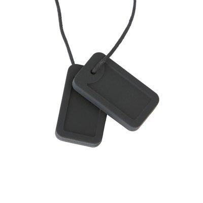 Kauwhanger - Zwart