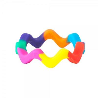 Regenboog Kauwband
