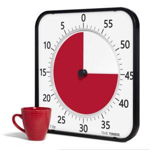 Time Timer Max - Telt tot 24 uur af